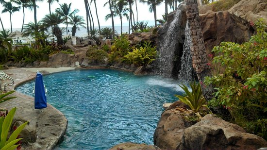 Grand Wailea - A Waldorf Astoria Resort: Another of the pools