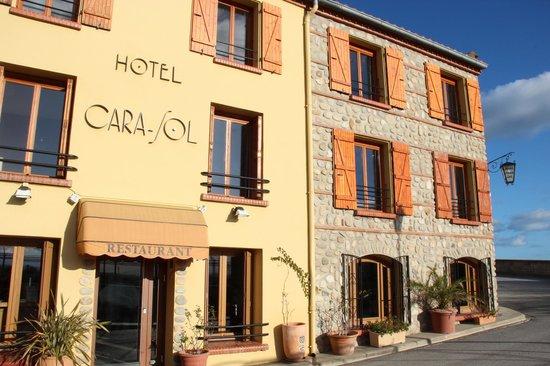Hotel le Cara Sol : Hôtel restaurant Carasol
