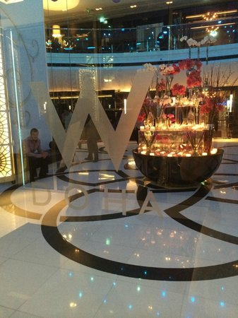 W Doha Hotel & Residences: Entrance