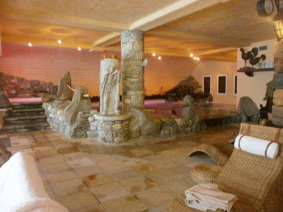 Bellevue Hotel & Spa : piscina piano superiore