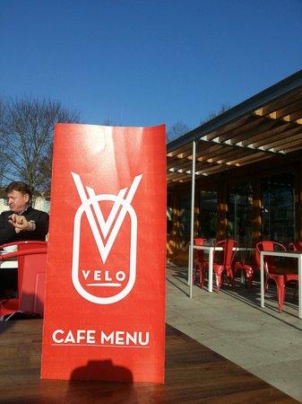 Velo in the Sunshine