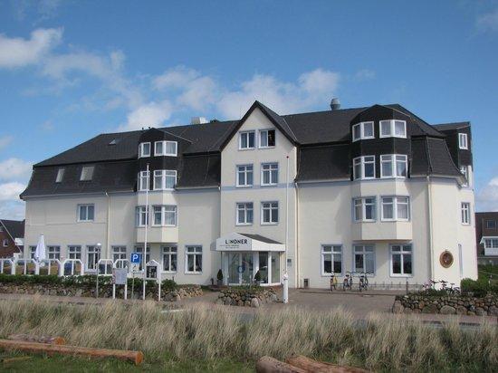 Lindner Strand Hotel Windrose: Hotelansicht