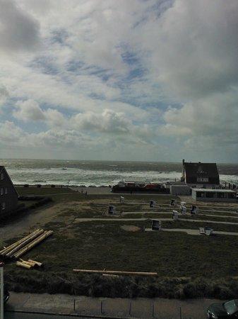 Lindner Strand Hotel Windrose: Aussicht aufs Meer