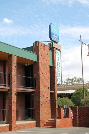 Nirebo Motel: Great place to stay easy to find