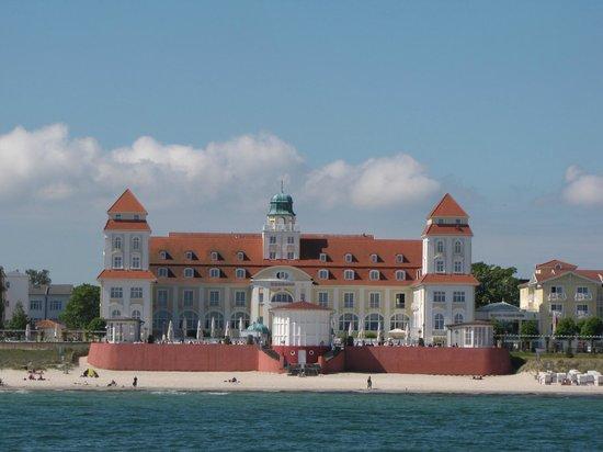 Travel Charme Kurhaus Binz: Aussenansicht