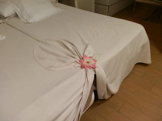 Be Live Experience Lanzarote Beach: Maid service little touches