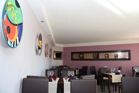 Hôtel RestaurantCara Sol : restaurant