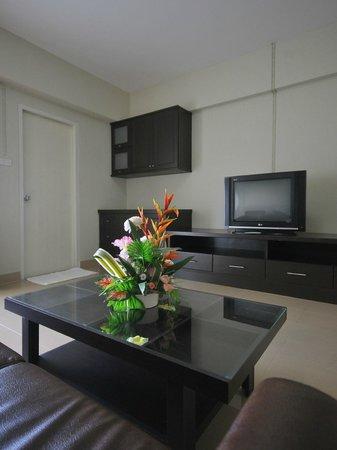 P-Park Residence (Rama 9-Suvarnabhumi) : Room