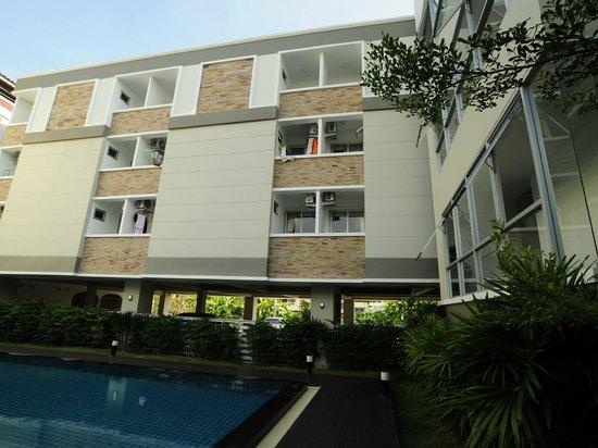 P-Park Residence (Rama 9-Suvarnabhumi) : Hotel Exterior