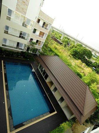 P-Park Residence (Rama 9-Suvarnabhumi) : Room View