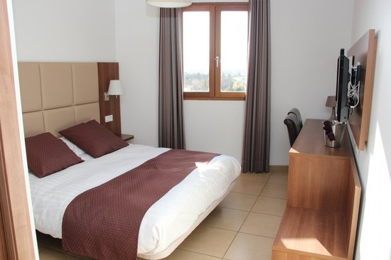 هوتل لوجي كاراسول: chambre confort double