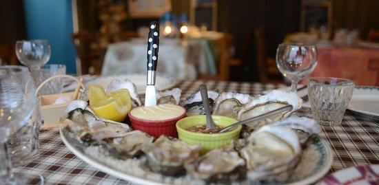 Le Tout du Cru : Slide d'huîtres