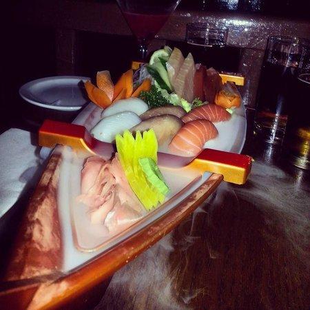 Banyi Japanese Dining: Sushi Platter
