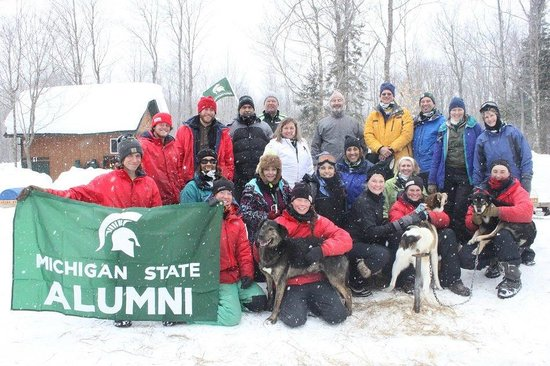 Nature's Kennel Sled Dog Racing and Adventures: MSU Alumni Dog Sled Tour