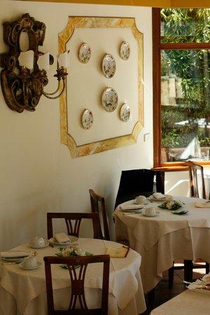 Hotel Santa Caterina: sala colazioni