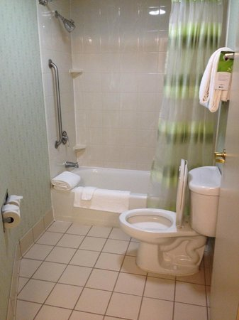 SpringHill Suites by Marriott Florence: Bathroom