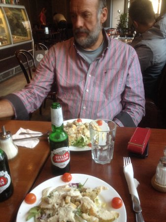 Black Piglet Beer Restaurant: Nice food
