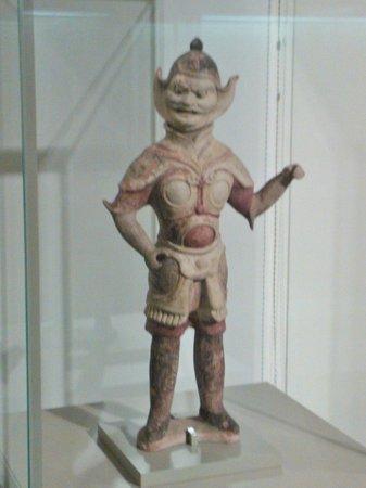 MAO - Museo d'Arte Orientale : Kongo Rikishi, XIII sec (Giappone)