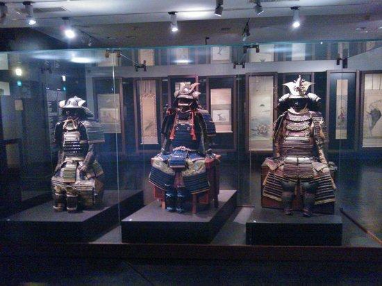 MAO - Museo d'Arte Orientale: Armature Samurai