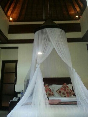 Bali Dream Suite Villa : Our beautiful room!