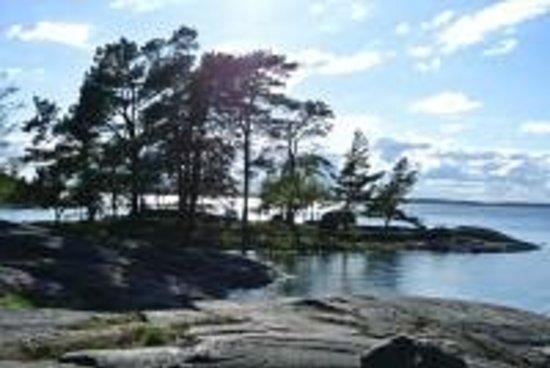 Bromma, Suède : archipelago