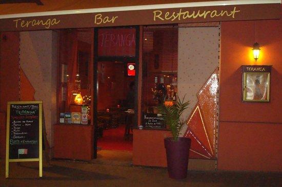 Teranga Bar Restaurant : Teranga Nantes