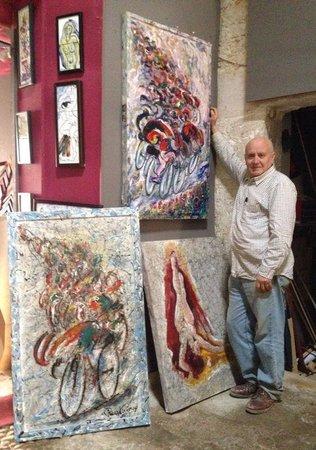 Galería Can Gili Ricardo Gago