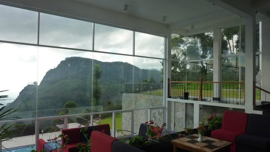 Hotel Heaven's Edge : Lobby