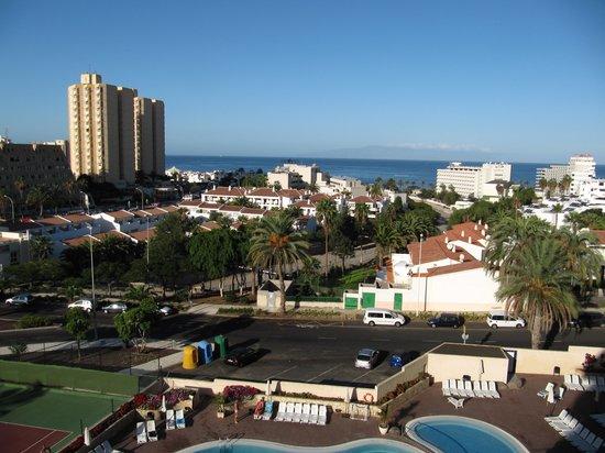 Hotel Olé Tropical: Вид с балкона нашего номера