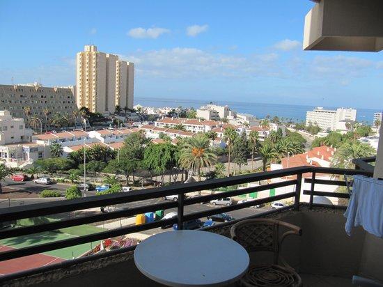 Hotel Olé Tropical : Балкон