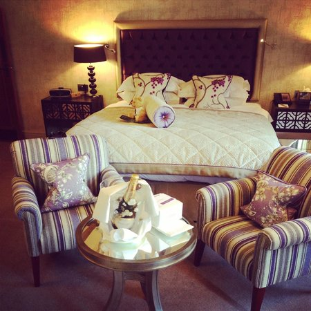 The Manor House Hotel and Golf Club: Beautiful Rooms