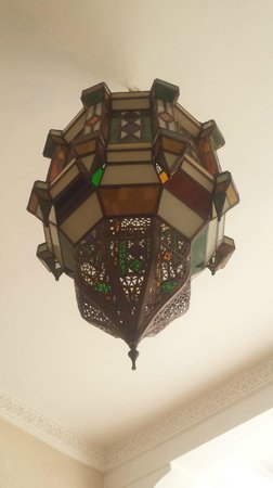 Riad Sidi Mimoune : light