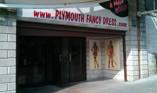 Plymouth Fancy Dress