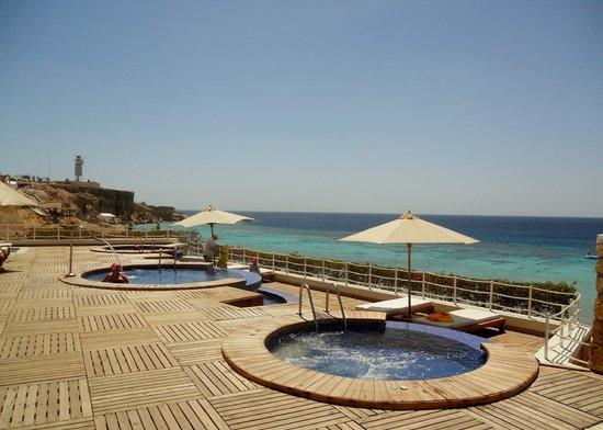 Reef Oasis Beach Resort : spiaggia
