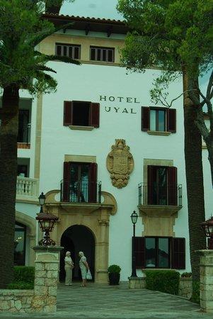 Hoposa Uyal Hotel: Uyal