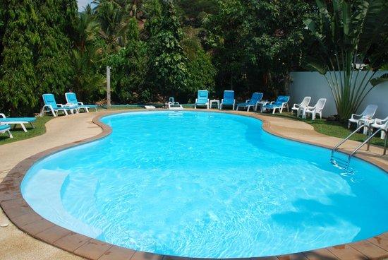 Kata Villa: The Pool