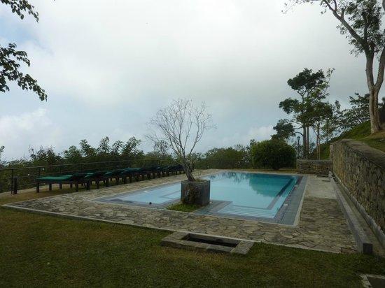 Melheim Resort: Pool