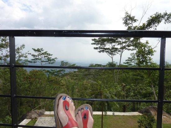 Melheim Resort: lazy late afternoon
