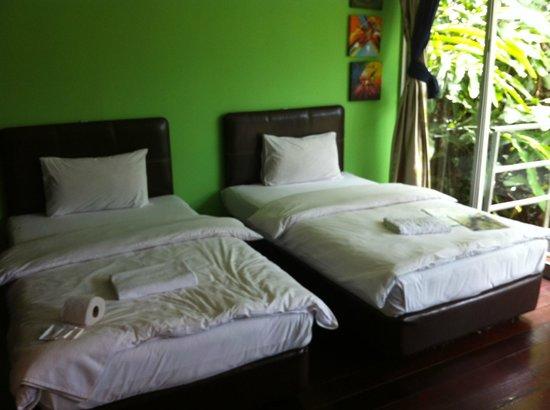 J Residence: Schlafbereich