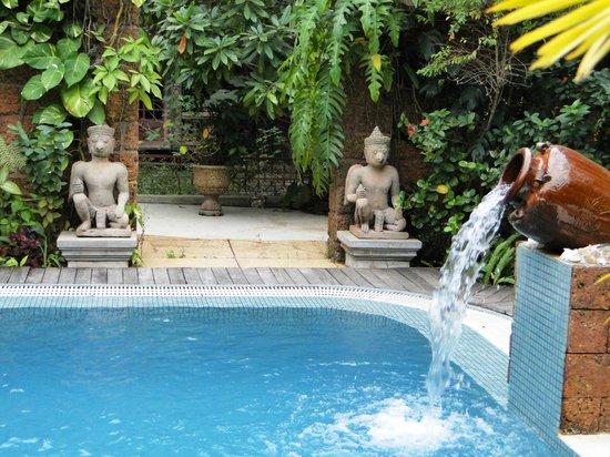Un Jardin De Reve Picture Of Maisons D Amis De Khuon Tour