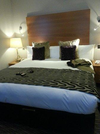 Gresham Hotel: CAMA SUPER COMODA Y GRANDE