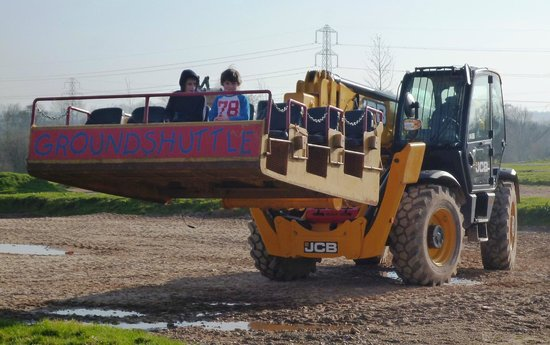 Diggerland : ride on