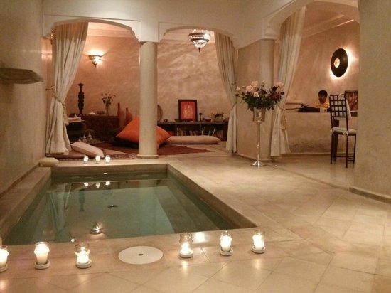 Riad Cherrata: Lounge