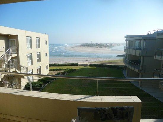 Lagoon Beach Hotel & Spa : vue de la chambre 210
