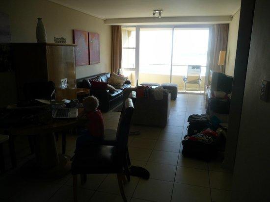 Lagoon Beach Hotel & Spa : chambre 210