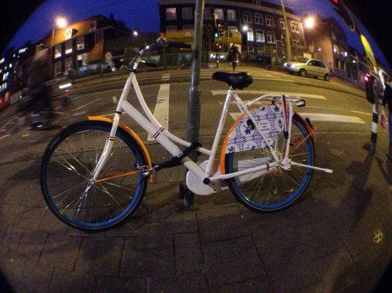 Photo Tours of Amsterdam : Bike