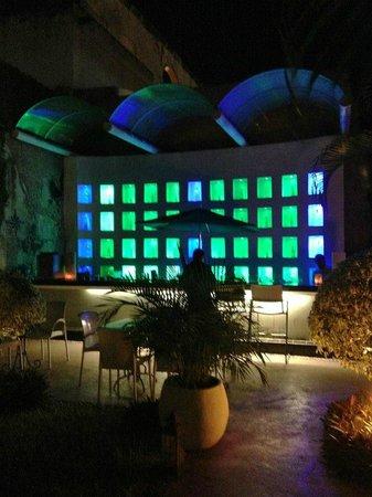 Piedra de Agua Hotel Boutique : Bar esterno