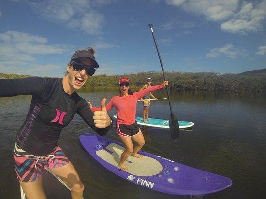Josh Palmateers Surf Academy