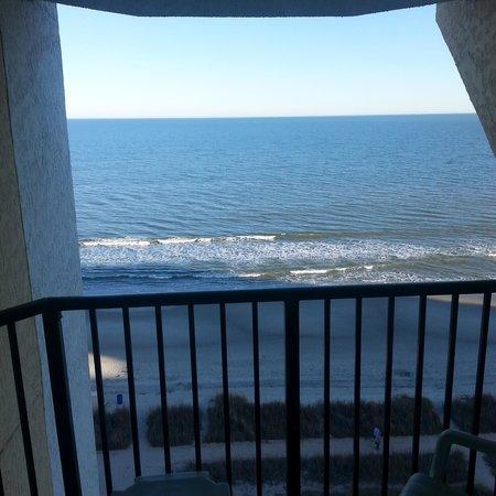 Ocean Park Resort, Oceana Resorts: balcony view