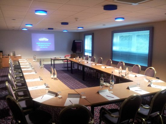 Mercure Chester Abbots Well Hotel : Conference Room